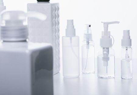 保湿力の高い様々な化粧品