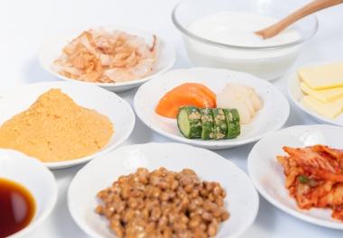 整腸作用に優れた発酵食品
