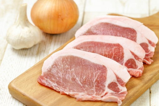 ニキビ改善に効果的なビタミンB群が豊富な豚肉
