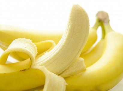 ビタミンB6やオリゴ糖が豊富なバナナ