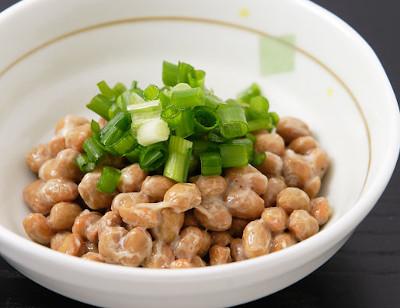 ビタミンB2や食物繊維豊富な納豆