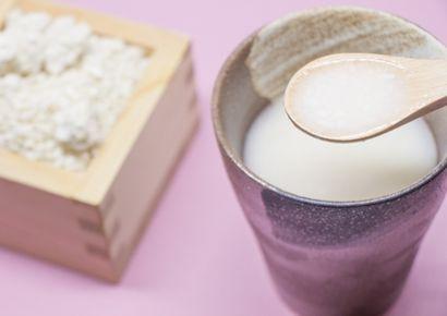 米麹甘酒と米麹
