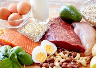 アミノ酸を含む食品、食材