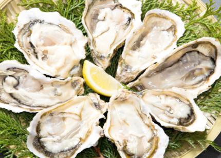 亜鉛が豊富に含まれる牡蠣