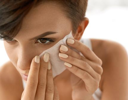 バリア機能が低下し皮脂が過剰に分泌される肌