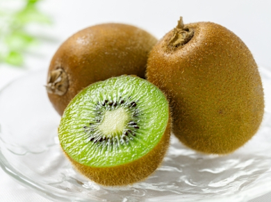 ビタミンCや食物繊維が豊富なキウイフルーツ
