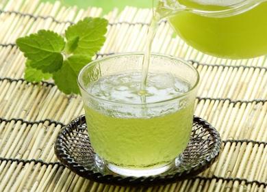カテキンやビタミンC豊富な緑茶