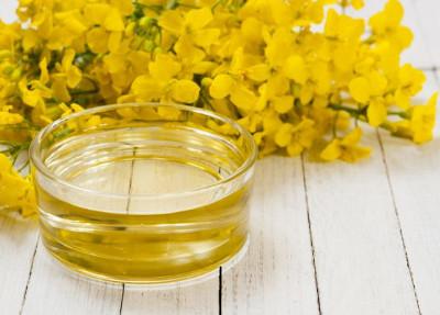 肌の老化防止、美白にも効果的な菜種油