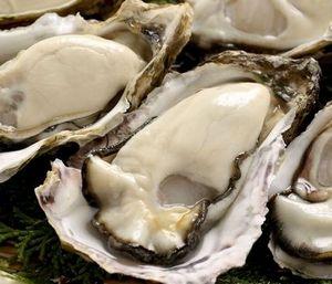 亜鉛豊富な牡蠣