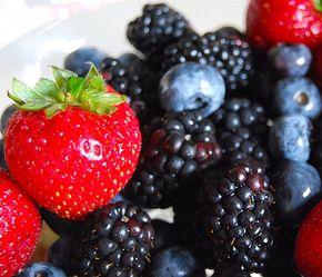 エラグ酸が含まれる果物
