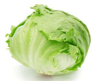 食物繊維豊富なレタス