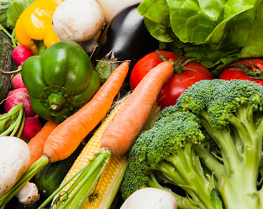 無農薬、オーガニック野菜のイメージ