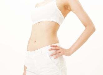 冷え性改善で、代謝がよくなり、スリムな女性