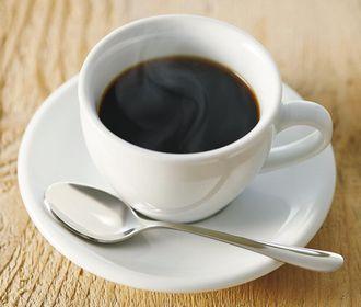 カップ一杯のコーヒー