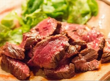 たんぱく質豊富な肉料理