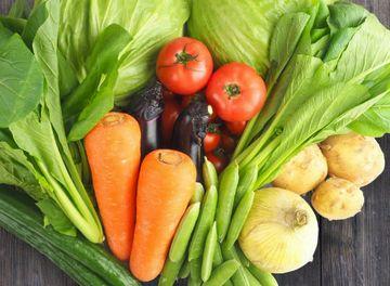 酵素が抽出できる多くの植物、野菜