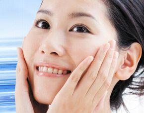 角質細胞が活性化され、ふっくらハリのある美肌