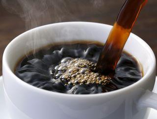 「マエストロ・プレミアムブレンド」コーヒーのイメージ