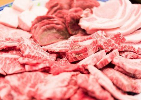 たんぱく質やビタミンE、鉄などが摂れる肉類