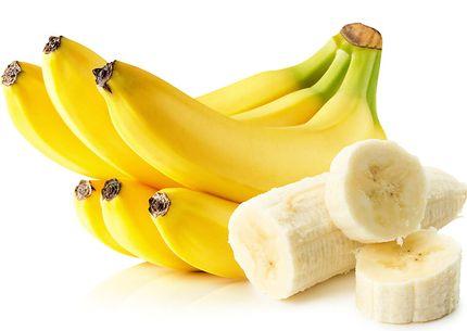 チロシンやビタミンB群、カリウムも豊富なバナナ