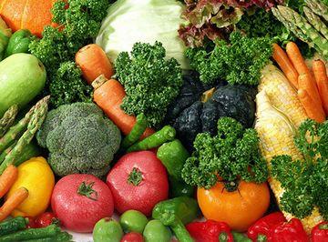 ビタミン、食物繊維豊富な緑黄色野菜