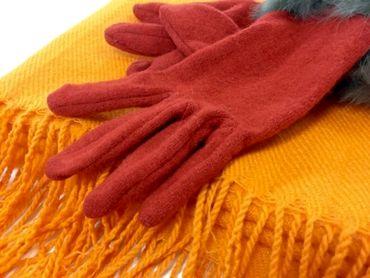 手袋、マフラーなどの防寒具