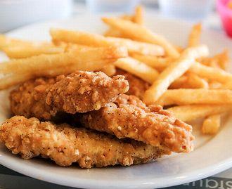 脂肪分の多い食べ物