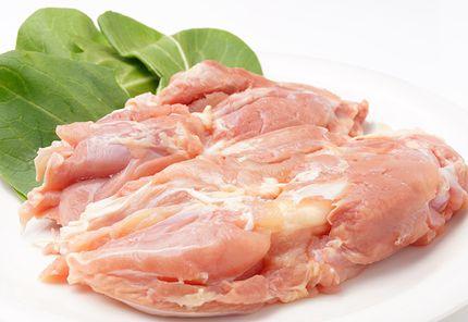 イミダペプチドが豊富に含まれる鶏胸肉