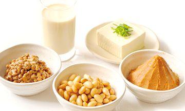 イソフラボンが含まれる大豆食品