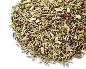 グリーンルイボスの茶葉