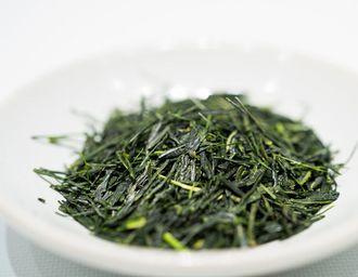 からだ楽痩茶の茶葉のイメージ