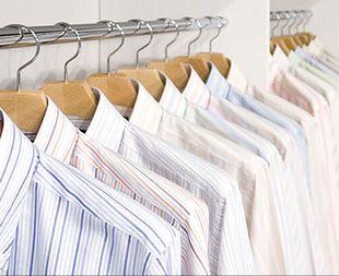 清潔なシャツ