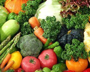 抗酸化作用に優れた野菜、果物