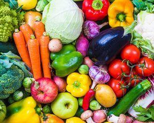 ビタミン、ミネラル豊富な野菜
