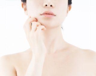 肌が敏感になる女性