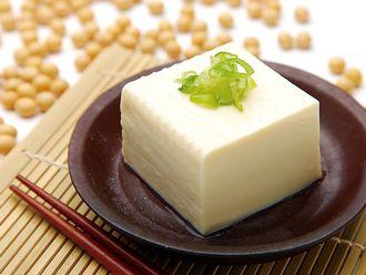 たんぱく質豊富なお豆腐
