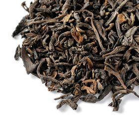 プーアル茶の茶葉
