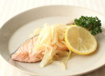 鮭を使った料理