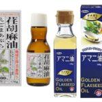 似ている亜麻仁油(アマニ油)とエゴマ油はどう違う?どちらを選べばいい?成分の違いに効果や味、賞味期限の違いも