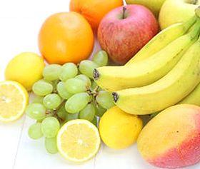 ビタミンB2やビタミンEが含まれる果物