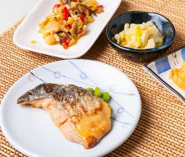 栄養バランス食の一例