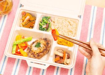 「ママの休食」のお弁当の内容