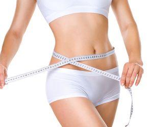 サラシノールで糖質の吸収が抑えられ、スリムな体型の女性