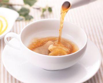 しょうが紅茶(ジンジャーティー)