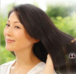 ミューノアージュの【Wアプローチヘア】でボリュームのある美しい髪