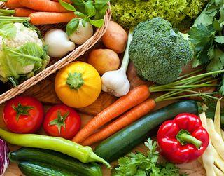 美肌ビタミン、ミネラル豊富な野菜
