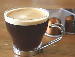 本格的なコーヒー