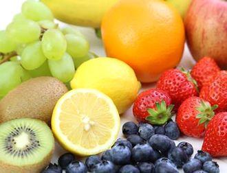 ビタミンC豊富な果物