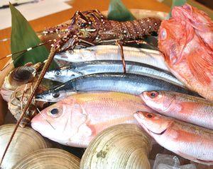 ビタミンB群が豊富な魚介類
