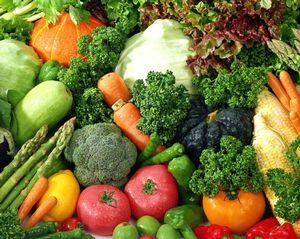 βカロテンが豊富な緑黄色野菜